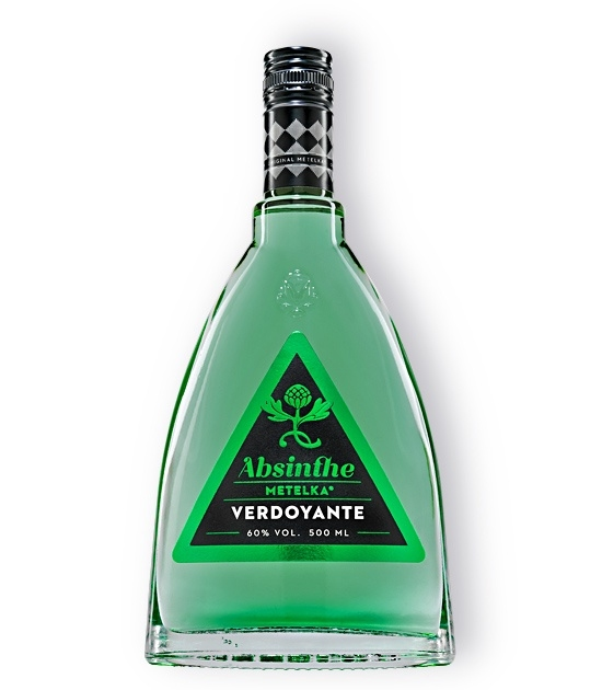 Absinthe Verdoyante - latest addition to our range of fine absinthe spirits from the Czech Republic