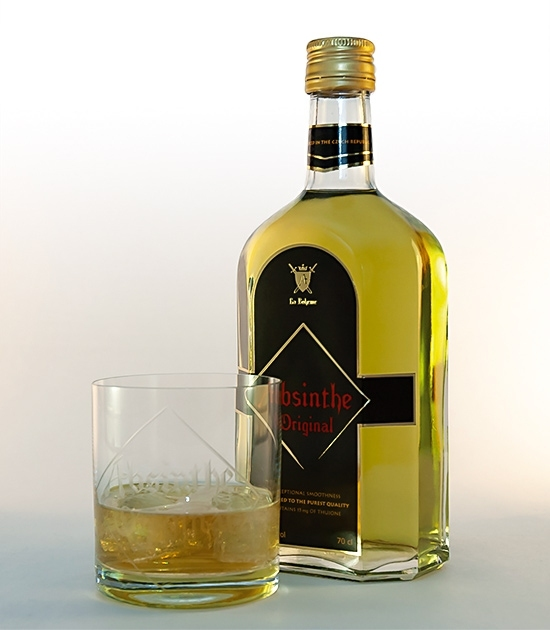 Real Absinthe Original - Strong, Wormwood, Thujone Absinthe article on 10 most alcoholic drinks