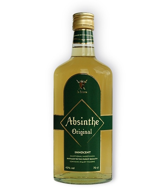 Absinthe Innocent - a great absinthe for the first time drinker