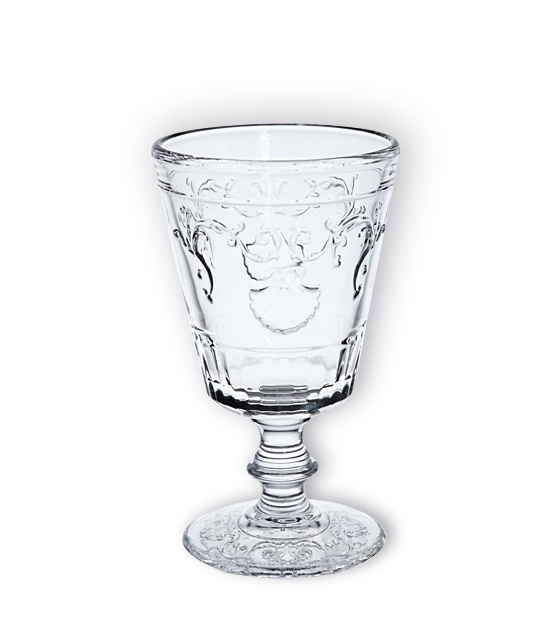 French absinthe Versailles glass based on an original 19th century design