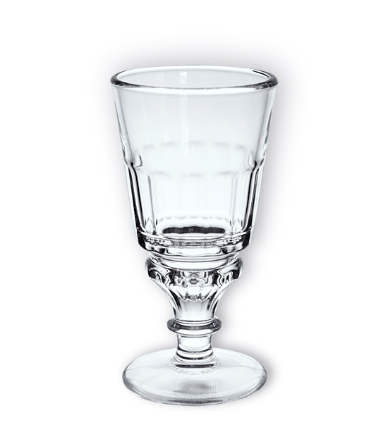 Pontarlier absinthe glass is a fantastic absinthe tasting and collectable item.