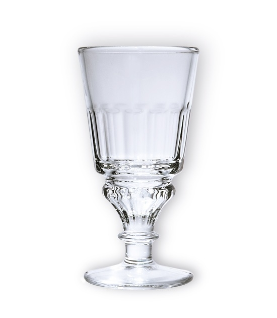 Traditional Absinthe Glass Pontarlier - perfect reproduction of antique Absinthe glasses