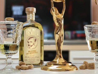 Gold-plated Lady Absinthe Fountain With 2 Faucets - Unboxing & Review