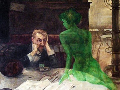 Incredible Stories From the History of Absinthe
